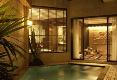 SeCeTravel-Siam Society Hotel-Siam Suite-Pool