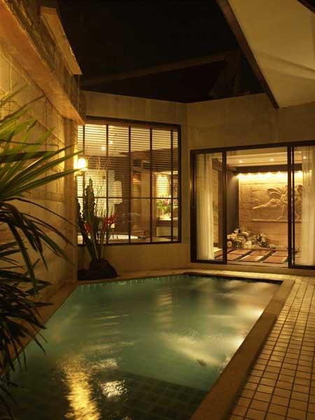 SeCeTravel-Siam Society Hotel-Siam Suite-Pool
