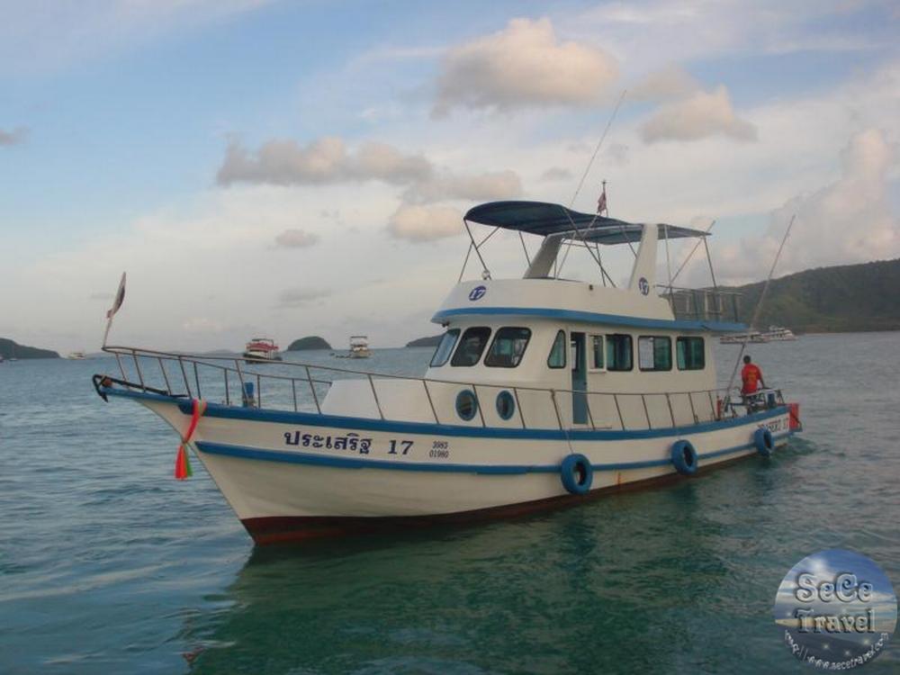 SeCeTravel-包船拖釣