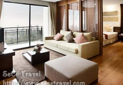 SeCeTravel-Bangkok-Hotel-Amanta Hotel & Residence Ratchada-3