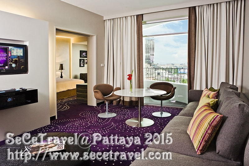 SeCeTravelHARD ROCK HOTEL-COMPOSER-SUIT-LIVING1