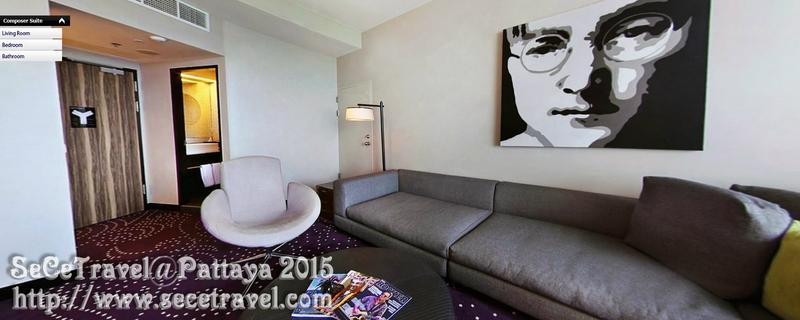SeCeTravelHARD ROCK HOTEL-COMPOSER-SUIT-LIVING2