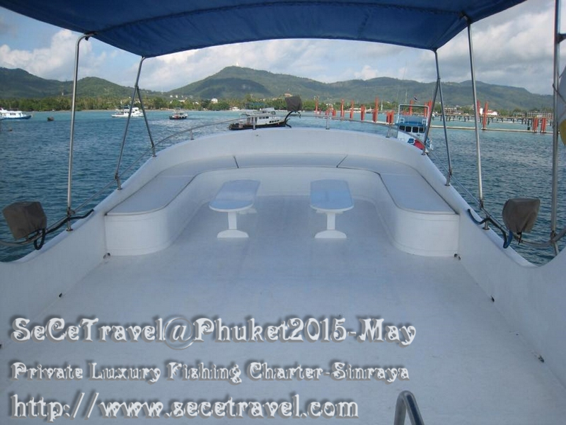 SeCeTravel-20150509-Private Luxury Fishing Charter-Sinraya 2a