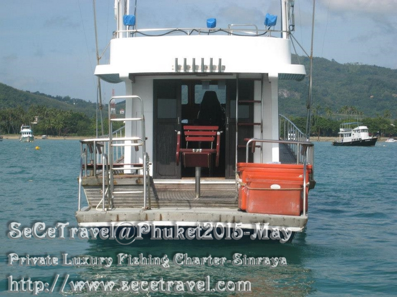 SeCeTravel-20150509-Private Luxury Fishing Charter-Sinraya 2b