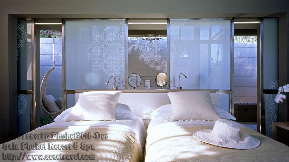 SALA PHUKET RESORT & SPA - 2 Bedroom Pool Villa
