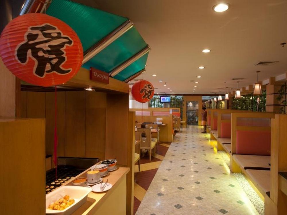 Bangkok-The Emerald-餐廳2