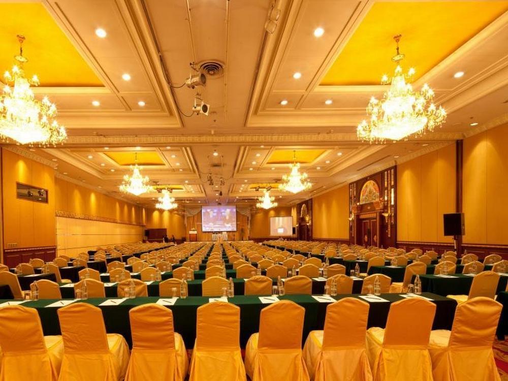 SeCeTravel-Bangkok-The Emerald-會議室