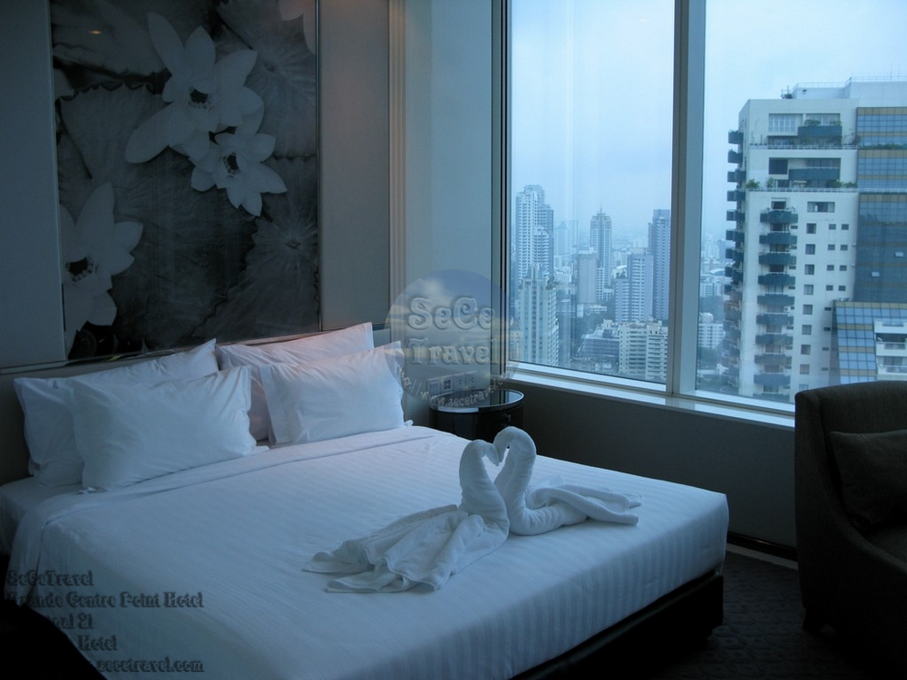 SeCeTravel-Grande Centre Point Hotel Terminal 21-Grand Deluxe