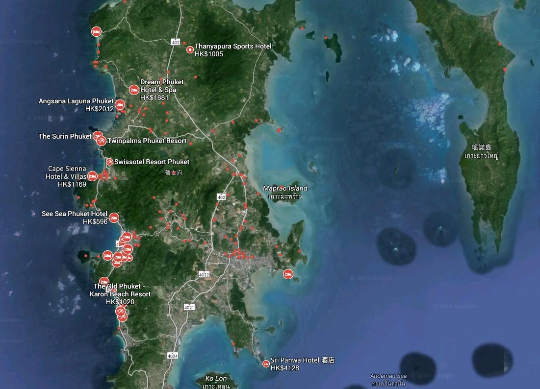 SeCeTravel - Koh Yao Yai - 瑤諾島