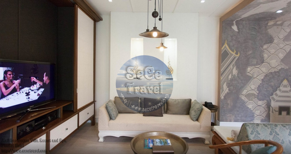 SeCeTravel-Maikhao Dream-2 BEDROOM LIVING ROOM1