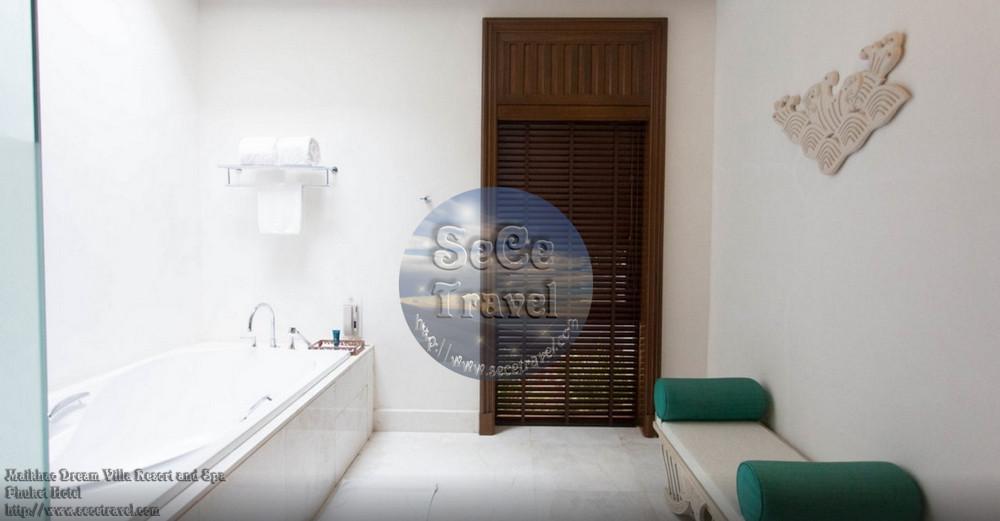 SeCeTravel-Maikhao Dream-2 BEDROOM POOL VILLA-GUEST ROOM BATHROOM1