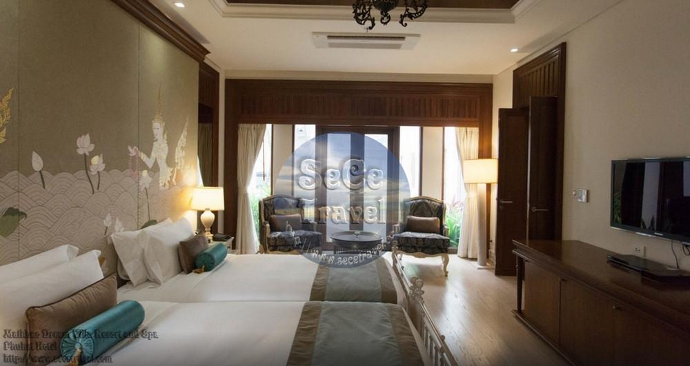 SeCeTravel-Maikhao Dream-2 BEDROOM POOL VILLA-GUEST ROOM