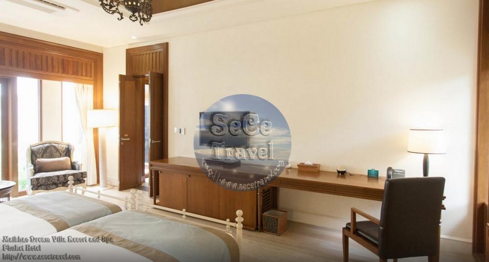 SeCeTravel-Maikhao Dream-2 BEDROOM POOL VILLA-GUEST ROOM1