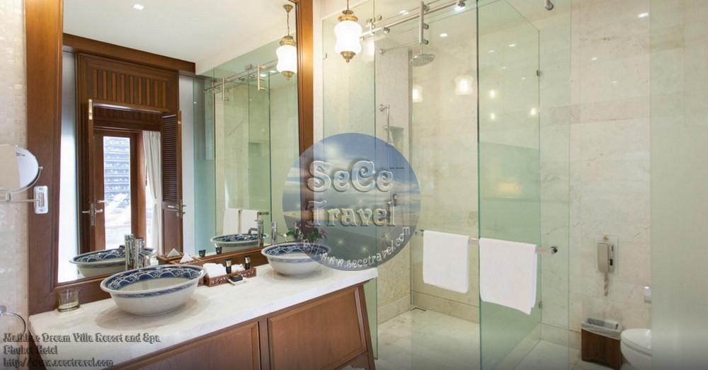SeCeTravel-Maikhao Dream-2 BEDROOM POOL VILLA-MASTER ROOM BATHROOM1