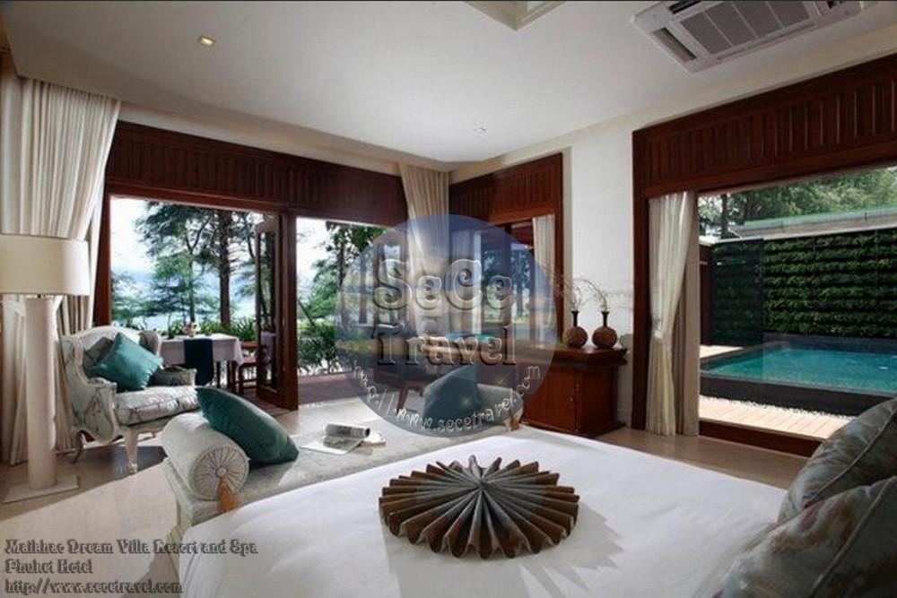SeCeTravel-Maikhao Dream-2 BEDROOM POOL VILLA-MASTER ROOM1