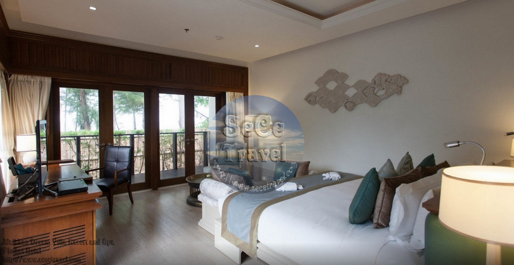 SeCeTravel-Maikhao Dream-2 BEDROOM POOL VILLA-MASTER ROOM2