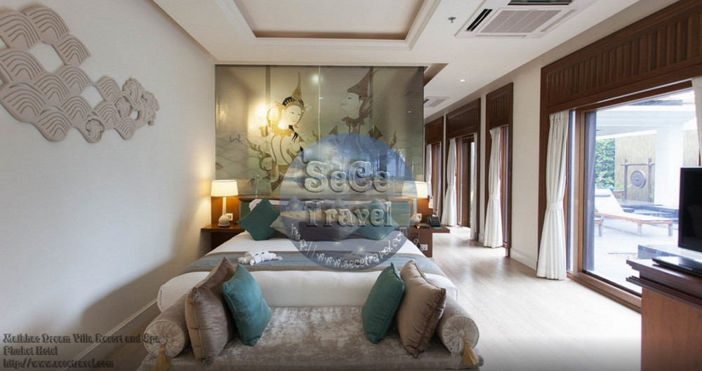 SeCeTravel-Maikhao Dream-2 BEDROOM POOL VILLA-MASTER ROOM3