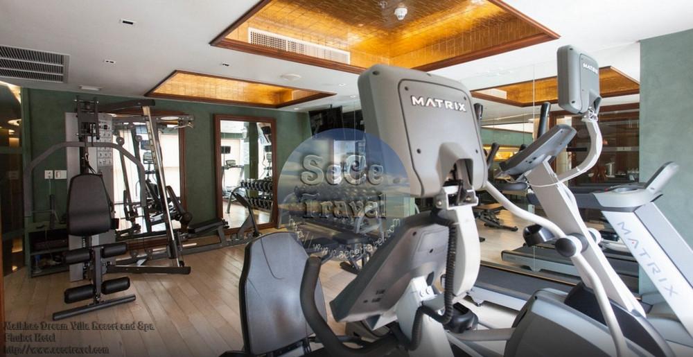SeCeTravel-Maikhao Dream Villa Resort and Spa-FITNESS