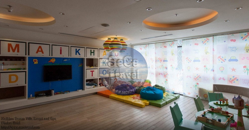 SeCeTravel-Maikhao Dream Villa Resort and Spa-KID CLUB