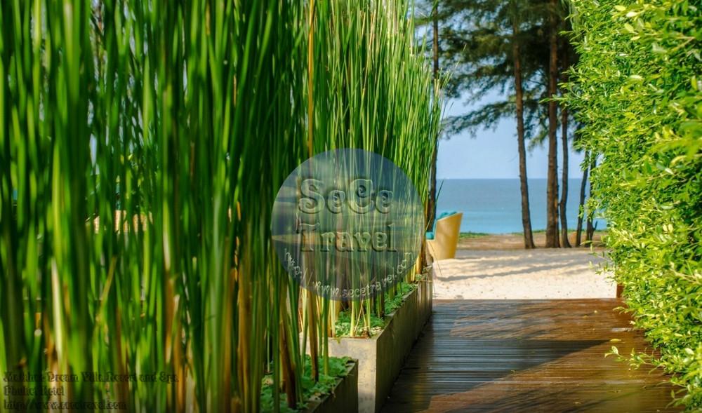 SeCeTravel-Maikhao Dream Villa Resort and Spa-PATHWAY TO SUNSHINE