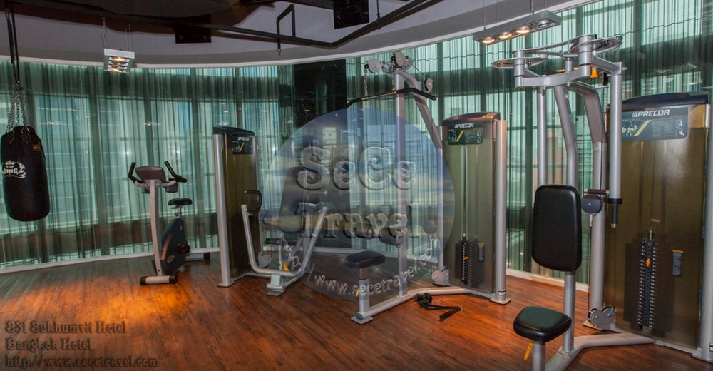 SeCeTravel-S31 Sukhumvit Hotel-fitness center