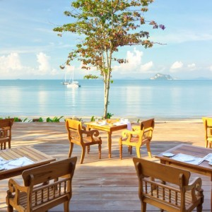SeCeTravel-Santhiya Koh Yao Yai Resort & Spa - CHANTARA RESTAURANT
