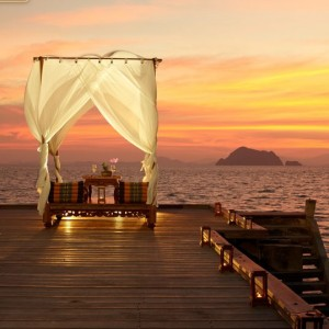 SeCeTravel-Santhiya Koh Yao Yai Resort & Spa - PRIVATE DINNER