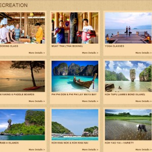 SeCeTravel-Santhiya Koh Yao Yai Resort & Spa - RECREATION