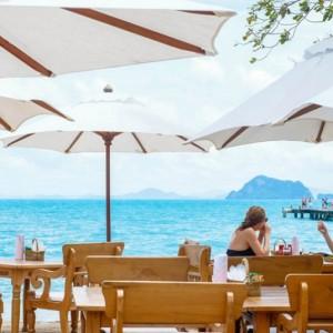 SeCeTravel-Santhiya Koh Yao Yai Resort & Spa - THE TITAN GRILL