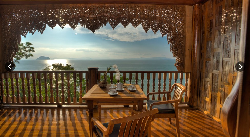SeCeTravel-Santhiya Royal Grand Pool Villa Suite - GUEST ROOM VIEW