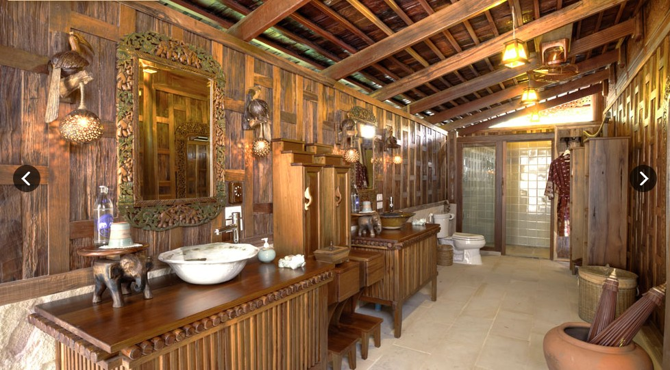 SeCeTravel-Santhiya Royal Grand Pool Villa Suite - MASTER BATHROOM