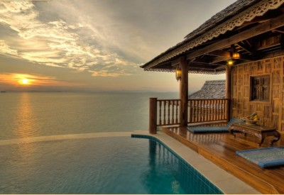 SeCeTravel-Santhiya Royal Grand Pool Villa Suite - POOL3