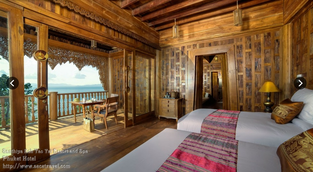 SeCeTravel-2016再戰布吉島~4月@轉轉轉酒店9天遊預告篇-Santhiya Royal Grand Pool Villa Suite - GUEST BEDROOM