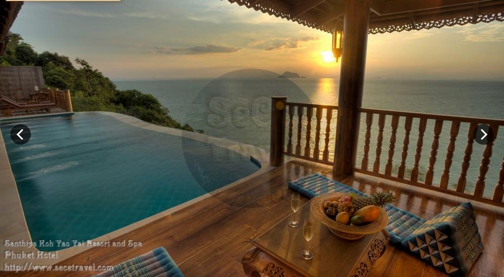 SeCeTravel-2016再戰布吉島~4月@轉轉轉酒店9天遊預告篇-Santhiya Royal Grand Pool Villa Suite - POOL