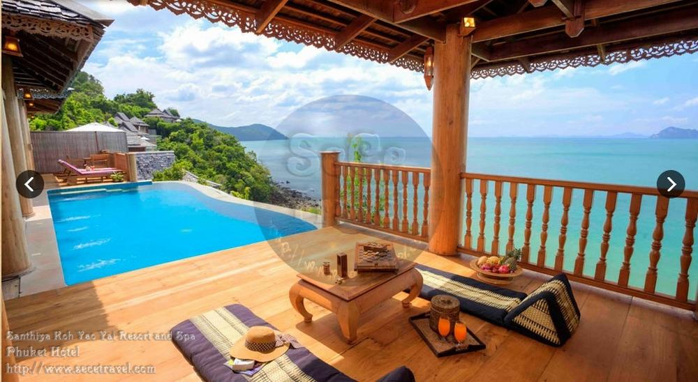 SeCeTravel-2016再戰布吉島~4月@轉轉轉酒店9天遊預告篇-Santhiya Royal Grand Pool Villa Suite - POOL2
