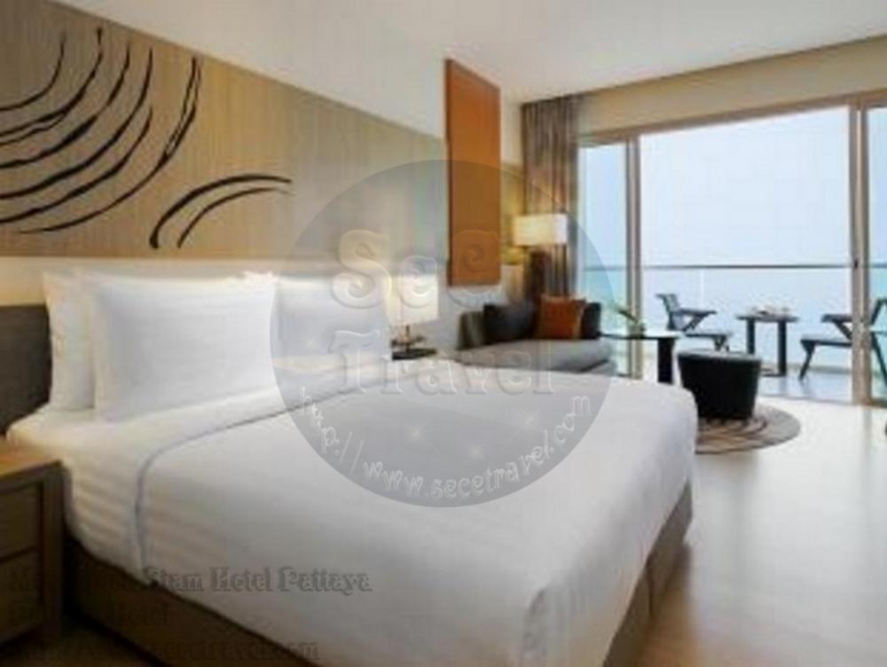 SeCeTravel-Movenpick Siam Hotel Pattaya-Deluxe King Sea View2