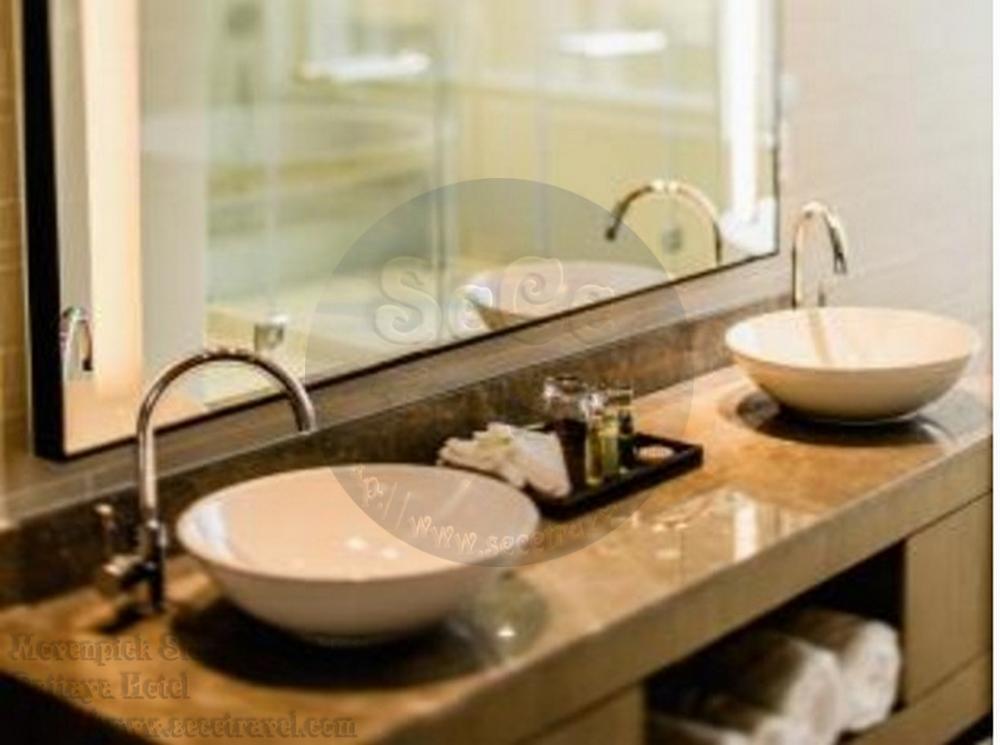 SeCeTravel-Movenpick Siam Hotel Pattaya-Executive Suite Sea View-bathroom
