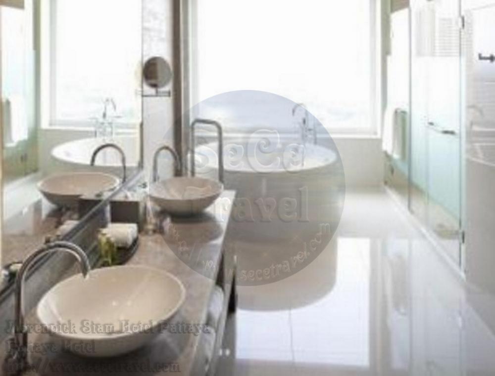 SeCeTravel-Movenpick Siam Hotel Pattaya-Executive Suite Sea View-bathroom2