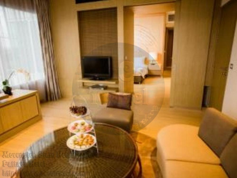 SeCeTravel-Movenpick Siam Hotel Pattaya-Executive Suite Sea View-living room