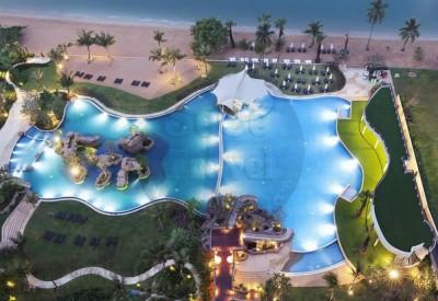 SeCeTravel-芭堤雅酒店推介-Movenpick Siam HoteL Pattaya-酒店泳池