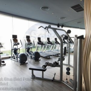 SeCeTravel-Movenpick Siam Hotel Pattaya-fitness center