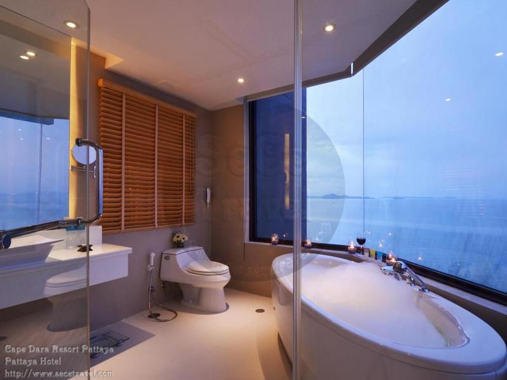 SeCeTravel-Pattaya-Cape Dara Resort-DARA DELUXE ROOM-BATHROOM