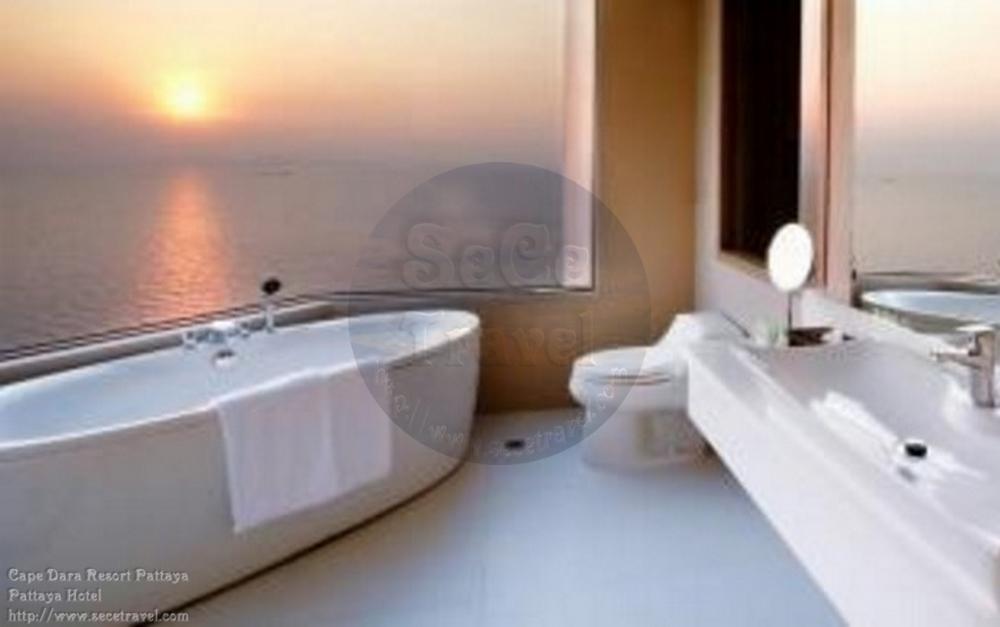 SeCeTravel-Pattaya-Cape Dara Resort-DARA DELUXE ROOM-BATHROOM1