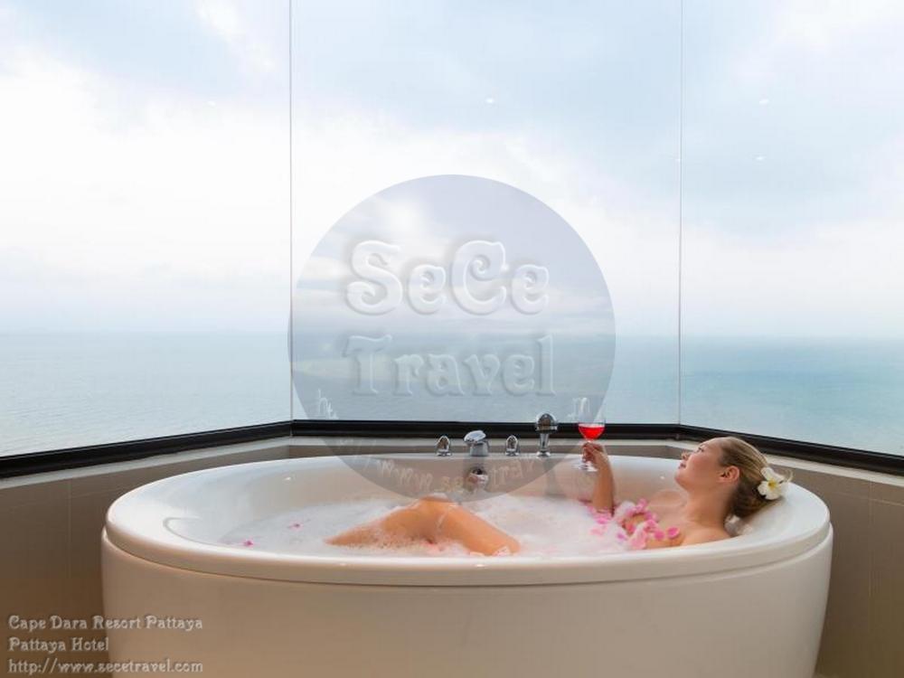 SeCeTravel-Pattaya-Cape Dara Resort-DARA DELUXE ROOM-BATHROOM2