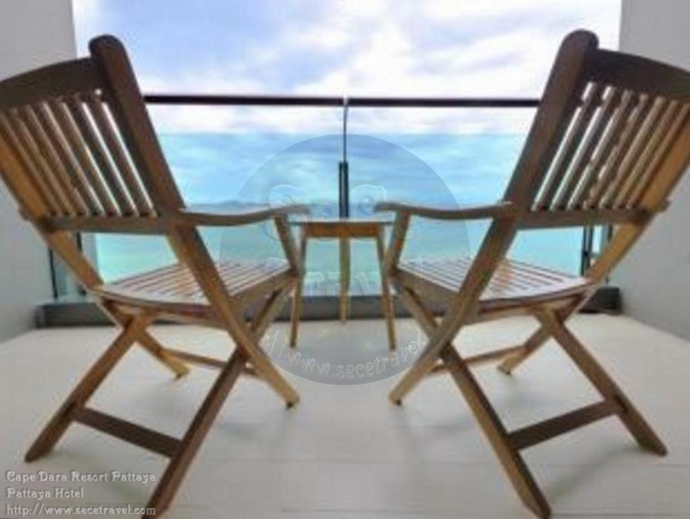 SeCeTravel-Pattaya-Cape Dara Resort-DARA DELUXE ROOM-SEAVIEW
