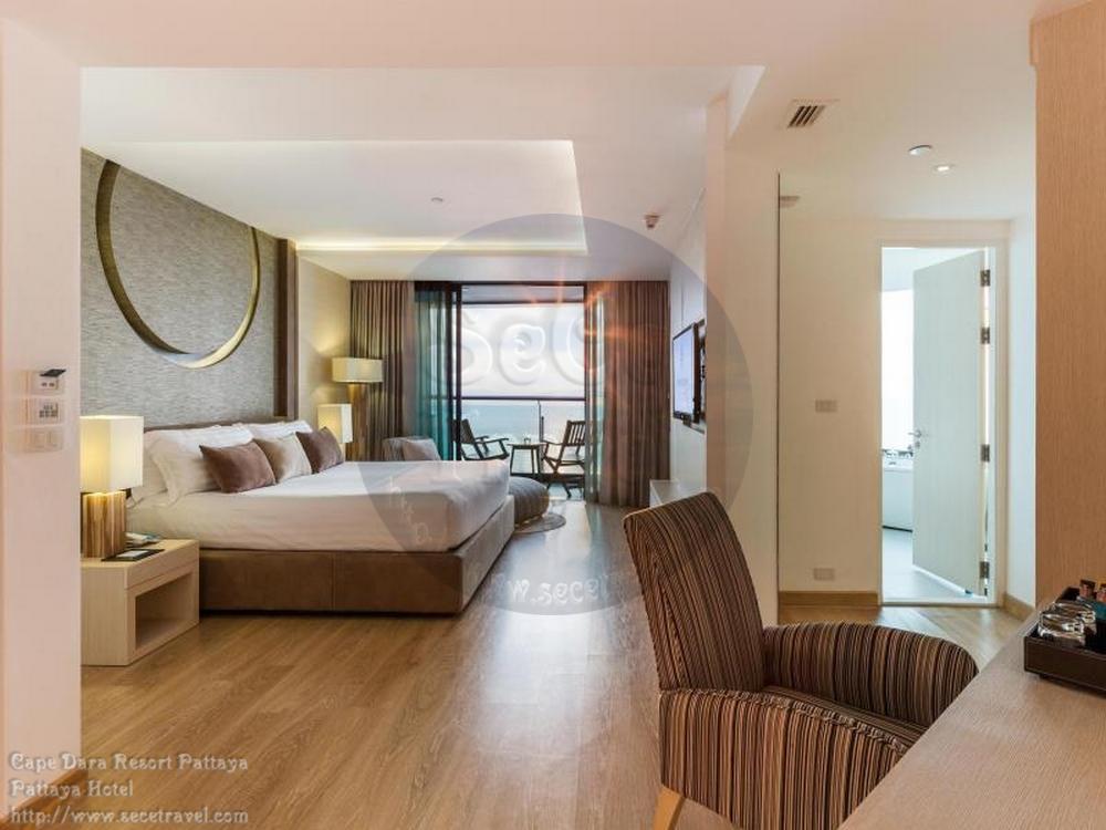 SeCeTravel-Pattaya-Cape Dara Resort-DARA DELUXE ROOM2