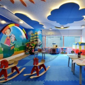 SeCeTravel-Pattaya-Cape Dara Resort-kid club