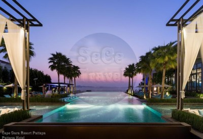 SeCeTravel-Pattaya-Cape Dara Resort-swimming pool