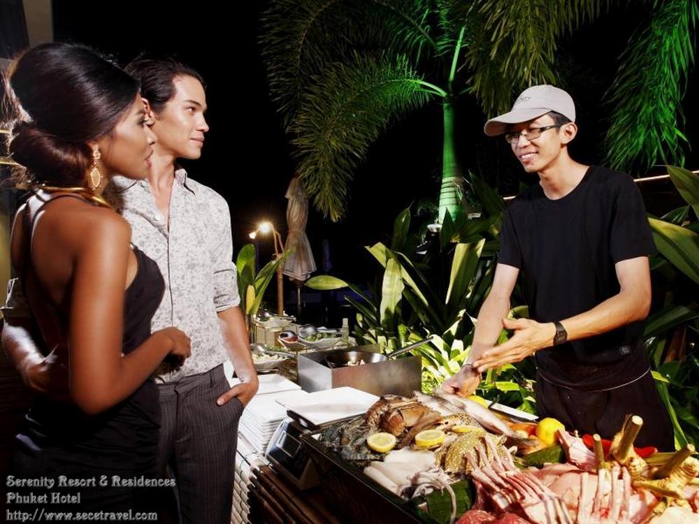 SeCeTravel-Serenity Resort Residences Phuket-BBQ