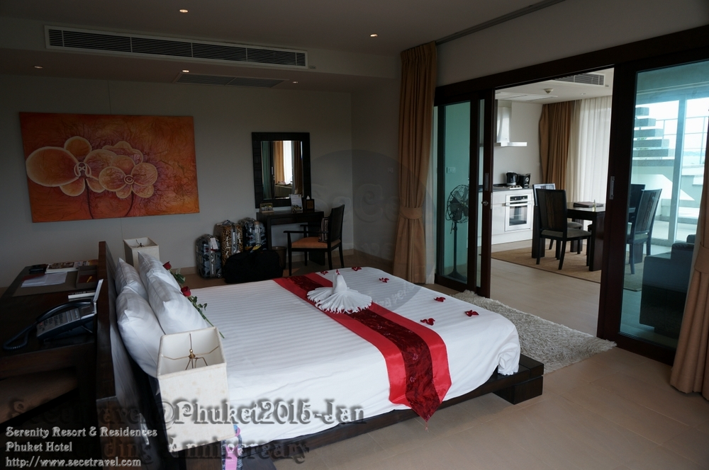 SeCeTravel-Serenity Resort & Residences Phuket-H2O SUITE-BEDROOM1